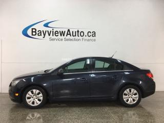 Used 2014 Chevrolet Cruze 1LT - ONSTAR! BLUETOOTH! REMOTE START! CRUISE! A/C! for sale in Belleville, ON