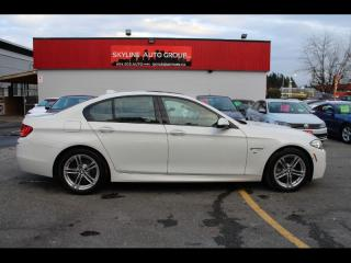 Used 2014 BMW 5 Series 4dr Sdn 528i xDrive AWD for sale in Surrey, BC