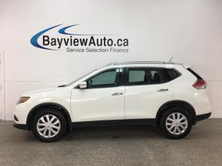 Used 2016 Nissan Rogue - AWD! ECO MODE! REVERSE CAM! BLUETOOTH! LEASE RETURN! for sale in Belleville, ON