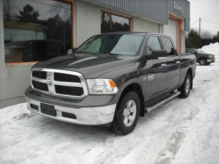Used 2016 RAM 1500 Cabine multiplaces 4RM, 149 po SLT for sale in Repentigny, QC