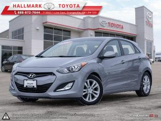 Used 2013 Hyundai Elantra GT L 6sp for sale in Orangeville, ON