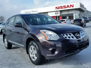 Used 2013 Nissan Rogue S FWD w/keyless,cruise contro,bluetoothl, for sale in Cambridge, ON