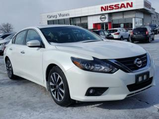 Used 2016 Nissan Altima 2.5 SL Tech w/all leather,NAV,climate control,blindspot monitor,rear cam,heated seats for sale in Cambridge, ON