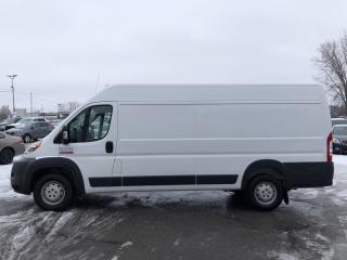 Used 2018 RAM 3500 ProMaster High Roof - U-CONNECT! NAV! REVERSE CAM! CRUISE! A/C! for sale in Belleville, ON