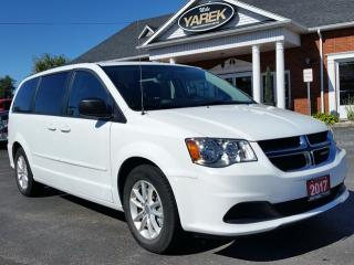 Used 2017 Dodge Grand Caravan SXT, DVD, Back Up Cam, Rear Air/Heat, Bluetooth for sale in Paris, ON
