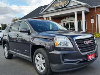 Used 2016 GMC Terrain SLE AWD, Back Up Camera, Bluetooth, Sat Radio, for sale in Paris, ON