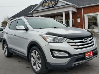 Used 2014 Hyundai Santa Fe Limited AWD 2.0 Turbo Sport, Pano Roof, Leather Heated/Cooled Seats, NAV, for sale in Paris, ON