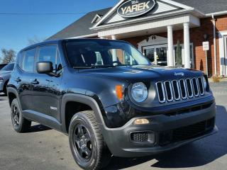 Used 2016 Jeep Renegade Sport 4x4, Bluetooth, Remote Start, Satellite Radio for sale in Paris, ON
