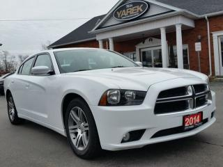 Used 2014 Dodge Charger SXT RWD, Heated Seats, Bluetooth, Sat Radio, Pwr Seat for sale in Paris, ON