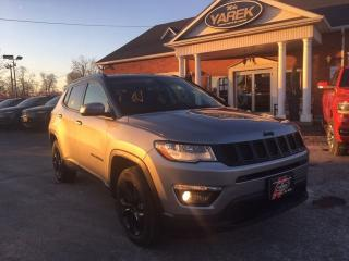 Used 2018 Jeep Compass Altitude 4x4, Heated Seats/Wheel, Bluetooth, Back Up Cam, Remote Start for sale in Paris, ON