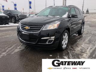 Used 2017 Chevrolet Traverse LT|sunroof|heated seats|remote start|bluetooth| for sale in Brampton, ON