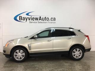 Used 2014 Cadillac SRX - ONSTAR! HTD LTHR! PUSH START! BOSE SOUND! for sale in Belleville, ON