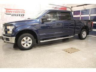 Used 2015 Ford F-150 Xlt Supercrewcab for sale in Lévis, QC