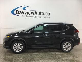 Used 2018 Nissan Rogue - AWD! PANOROOF! BSA! HTD SEATS! REVERSE CAM! for sale in Belleville, ON