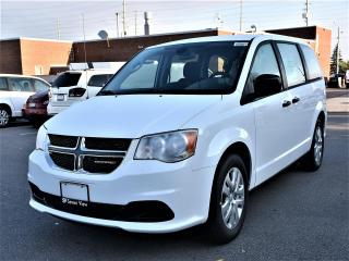 New 2019 Dodge Grand Caravan CVP|KEYLESS ENTRY|BACKUP CAM|REAR STOW & GO| for sale in Concord, ON