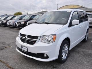 New 2019 Dodge Grand Caravan SXT Premium Plus|PWR LIFTGATE|DVD|NAV|Uconnect for sale in Concord, ON