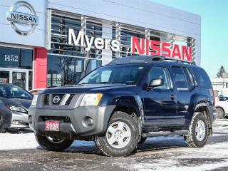Used 2008 Nissan Xterra S for sale in Orleans, ON
