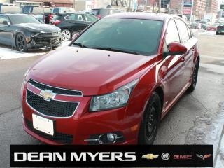 Used 2013 Chevrolet Cruze LT for sale in North York, ON