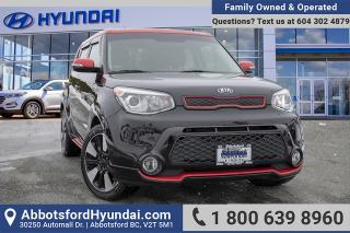 Used 2016 Kia Soul SX Luxury ACCIDENT FREE & BC OWNED for sale in Abbotsford, BC