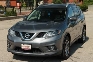 Used 2014 Nissan Rogue SL NAVI | Sunroof | Leather | Back-Up Camera for sale in Waterloo, ON