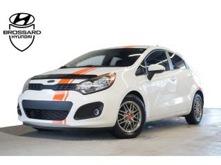 Used 2013 Kia Rio Lx+ Man. A/c for sale in Brossard, QC