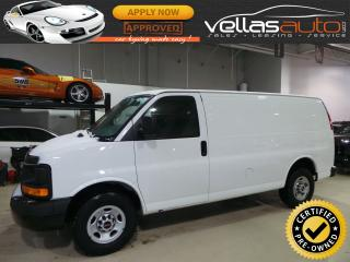Used 2015 GMC Savana 2500 CARGO| 135INCH WHEEL BASE for sale in Vaughan, ON
