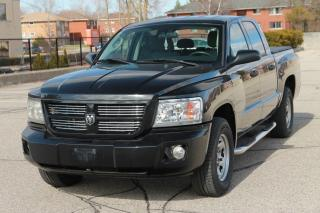 Used 2008 Dodge Dakota SXT Heated Seats, AC, Cruise Control, CERTIFIED for sale in Waterloo, ON