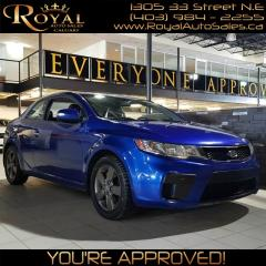 Used 2010 Kia Forte Koup EX  *PRICE REDUCED* for sale in Calgary, AB