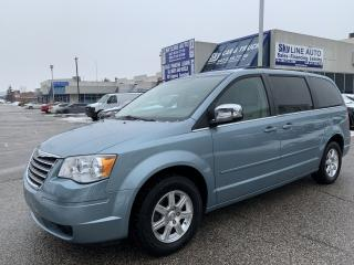 Used 2008 Chrysler Town & Country Touring DUAL DVD|POWER SLIDING DOORS|CAMERA for sale in Concord, ON
