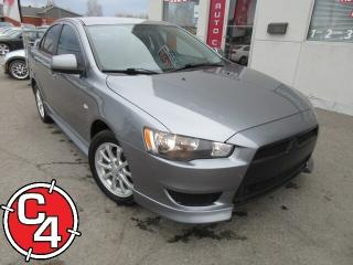 Used 2013 Mitsubishi Lancer Se Mag A/c Aileron for sale in St-Jérôme, QC