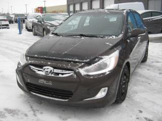 Used 2015 Hyundai Accent GLS for sale in St-Hyacinthe, QC
