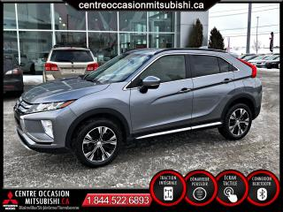 Used 2018 Mitsubishi Eclipse Cross SE TECHNOLOGIE S-AWC XE DEMO for sale in St-Jérôme, QC