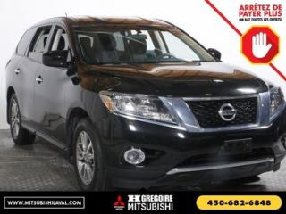 Used 2014 Nissan Pathfinder S AWD for sale in Laval, QC