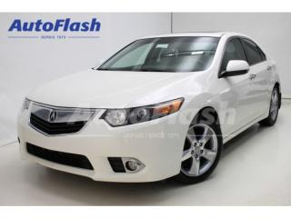 Used 2011 Acura TSX Premium Cuir/cuir for sale in St-Hubert, QC