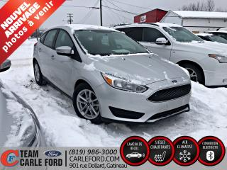 Used 2017 Ford Focus Ford Focus SE 2017, seulement 3,779 KM for sale in Gatineau, QC