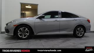 Used 2016 Honda Civic LX for sale in Trois-Rivières, QC