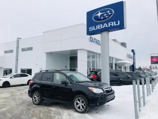 Used 2016 Subaru Forester 2.5i Limited CVT for sale in Gatineau, QC