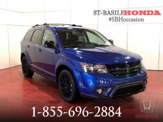 Used 2015 Dodge Journey SXT + CRUISE + MAGS 19'' + PROPRE !!! for sale in St-Basile-le-Grand, QC