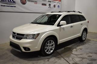 Used 2018 Dodge Journey Gt Awd 7 for sale in Sherbrooke, QC