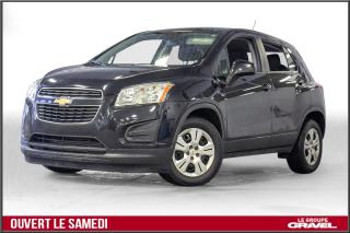 Used 2014 Chevrolet Trax LS for sale in Ile-des-Soeurs, QC
