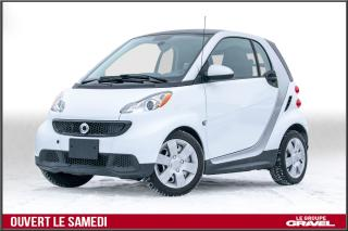 Used 2015 Smart fortwo Cuir for sale in Ile-des-Soeurs, QC