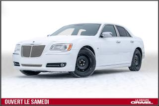 Used 2012 Chrysler 300 Ltd Cuir Toit Pano for sale in Ile-des-Soeurs, QC