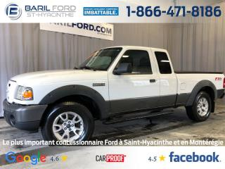 Used 2008 Ford Ranger Wd Awd for sale in St-Hyacinthe, QC