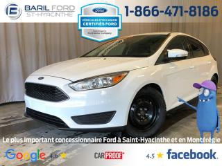 Used 2016 Ford Focus 5DR HB SE for sale in St-Hyacinthe, QC
