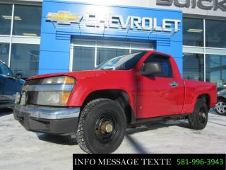Used 2006 Chevrolet Colorado LT for sale in Ste-Marie, QC