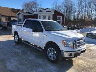 Used 2012 Ford F-150 Lariat ONLY 58500 km for sale in Perth, ON