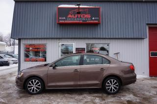 Used 2015 Volkswagen Jetta 2.0 TDI Comfortline for sale in Lévis, QC