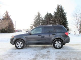 Used 2011 Subaru Forester 2.5X AWD for sale in Thornton, ON