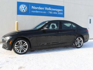 Used 2018 BMW 3 Series 330i xDrive AWD - LEATHER / NAVI / SUNROOF for sale in Edmonton, AB