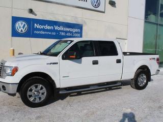 Used 2011 Ford F-150 FX4 4X4 SUPERCREW - STYLESIDE PKG for sale in Edmonton, AB